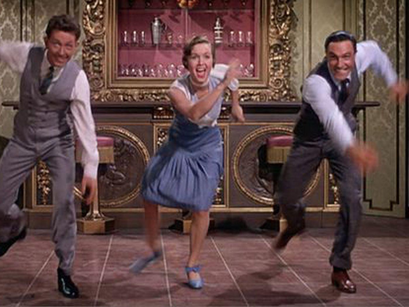 Watch The Singin In The Rain Scene That Made Debbie Reynolds A