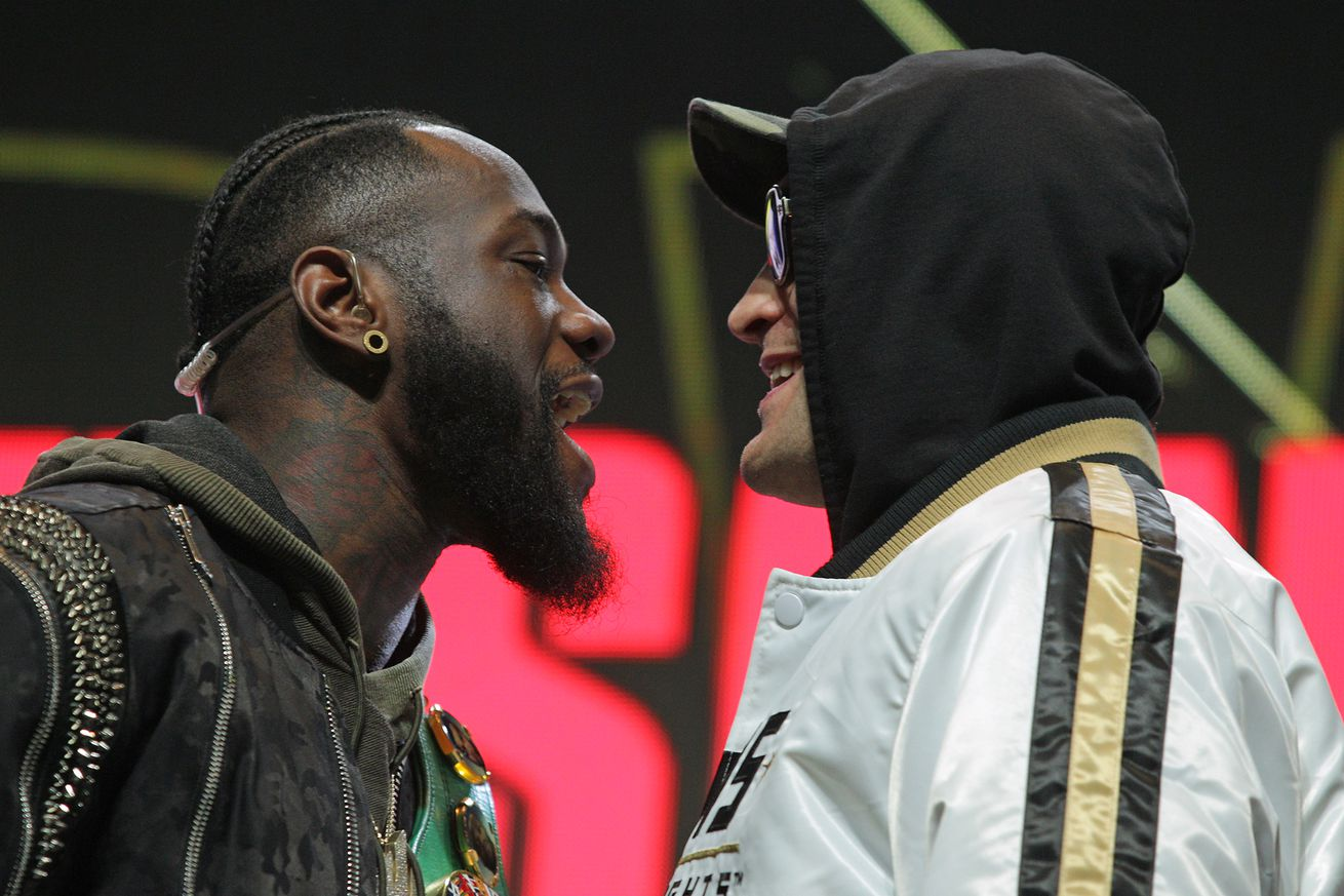 1201947478.jpg.0 - Fury, Wilder reps give conflicting reports on status of third fight