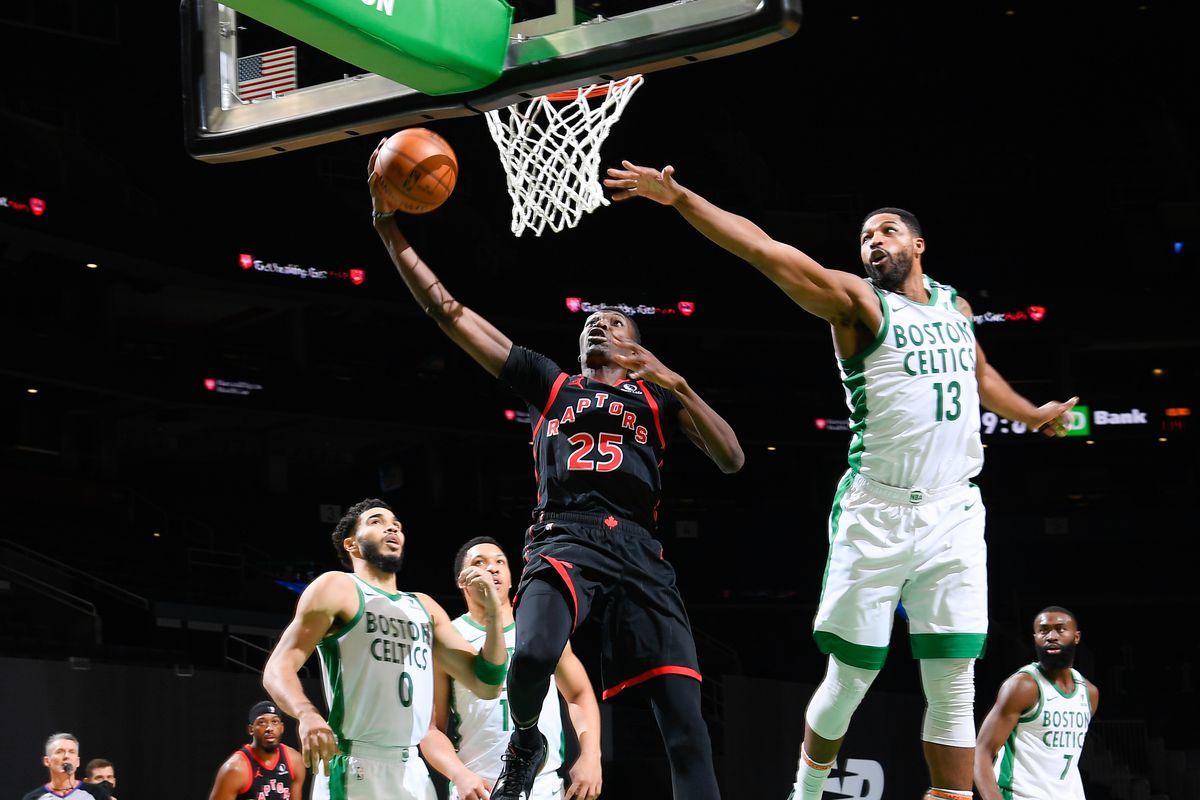 Five thoughts recap: Boston Celtics 132, Toronto Raptors 125
