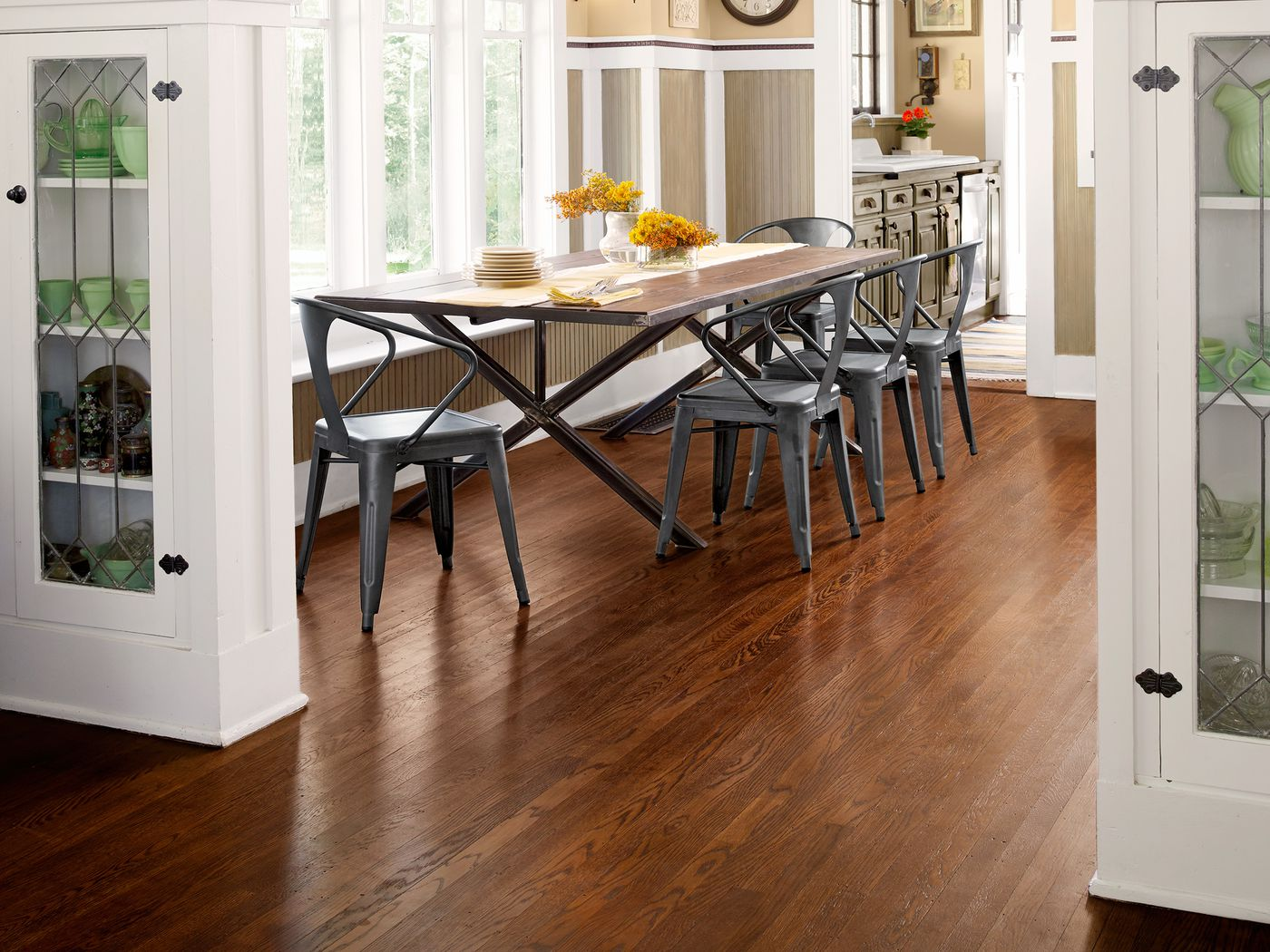 How To Clean Hardwood Floors This Old