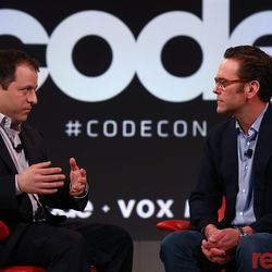 21st Century Fox CEO James Murdoch talked everything from Hulu to T-Mobile and Sprint, to Roseanne Barr on stage at Code Conference 2018.