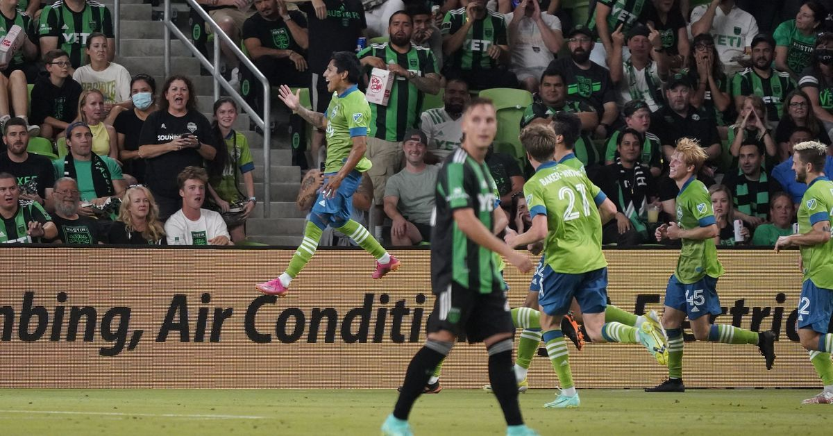Austin FC vs. Sounders: Highlights, stats and quotes