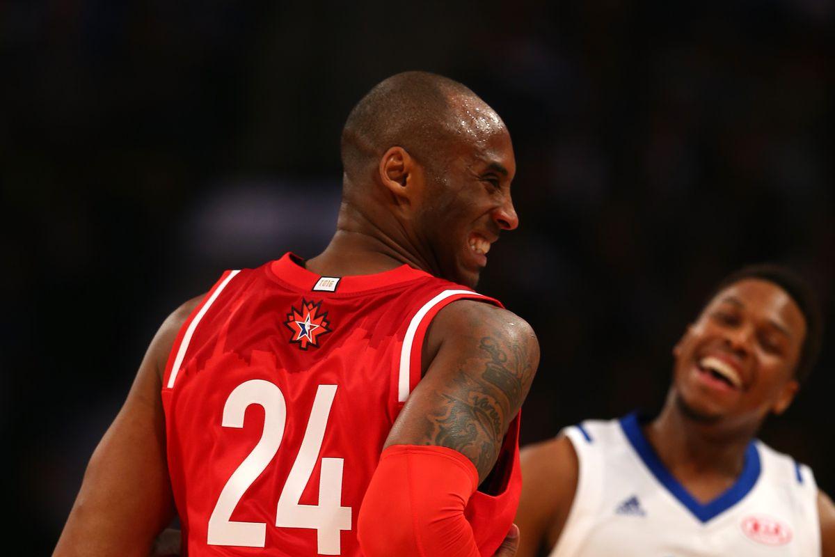 NBA All-Star Game 2016, Kobe Bryant