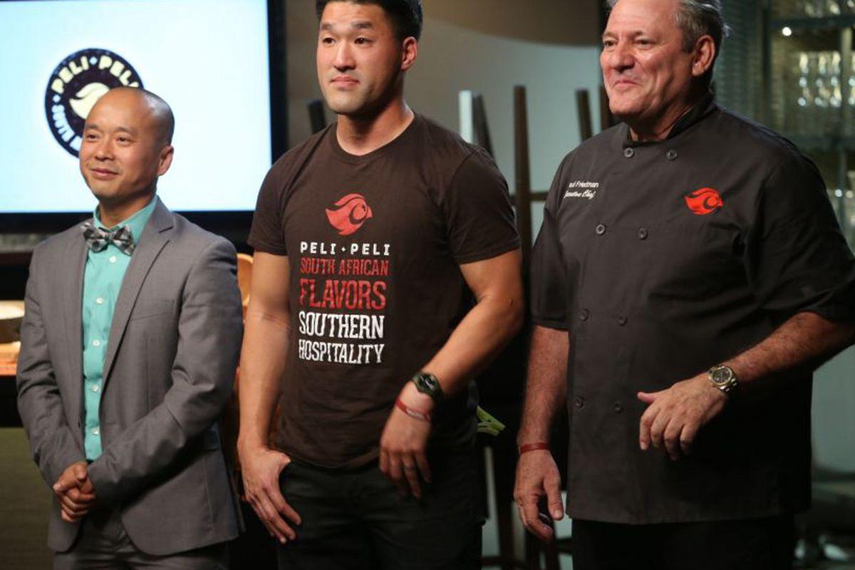 "Peli Peli's Michael Tran, Thomas Nguyen and Paul Friedman on ""Restaurant Startup."