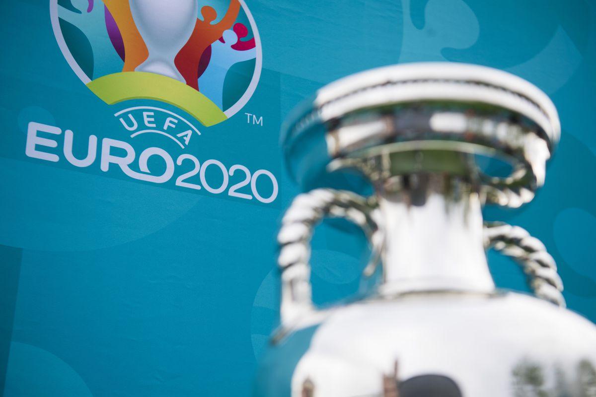 Euro 2020 Trophy Tour - London