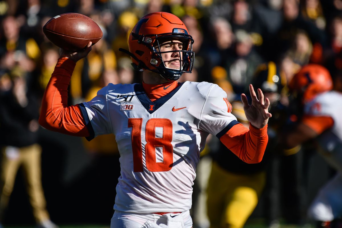 Illinois Opens Up Revised 2020 Schedule At Wisconsin The Champaign Room