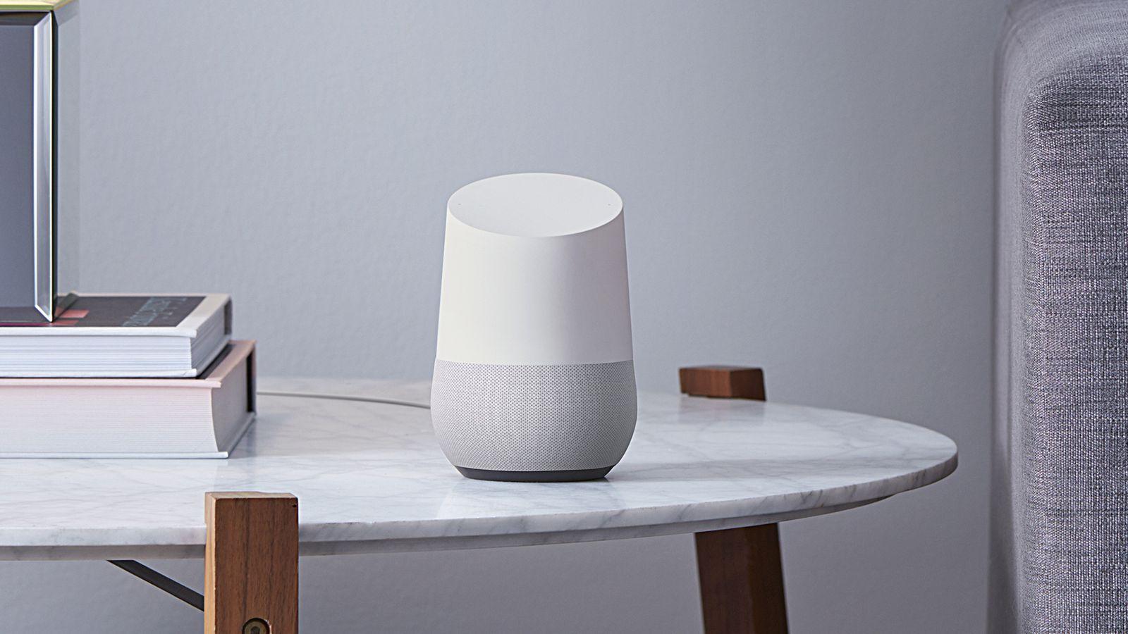 گوگل هوم اسپیکر هوشمند