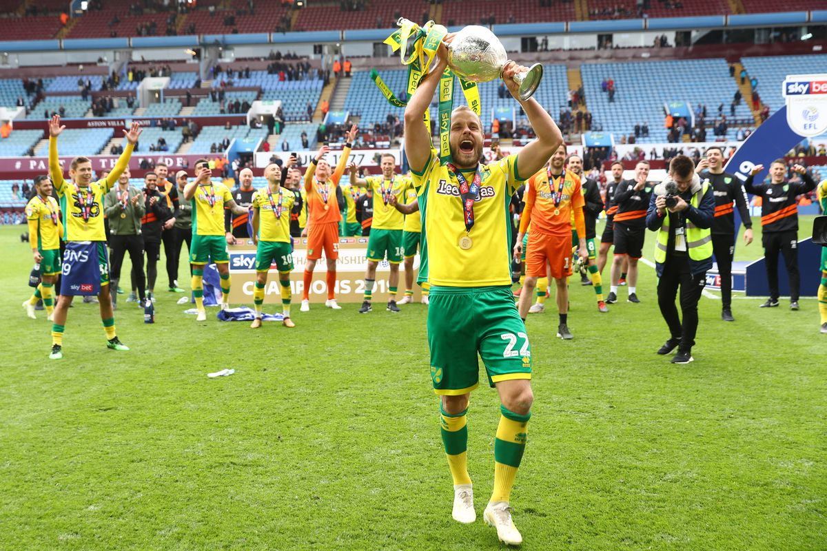 Teemu Pukki - Norwich City - EFL Championship