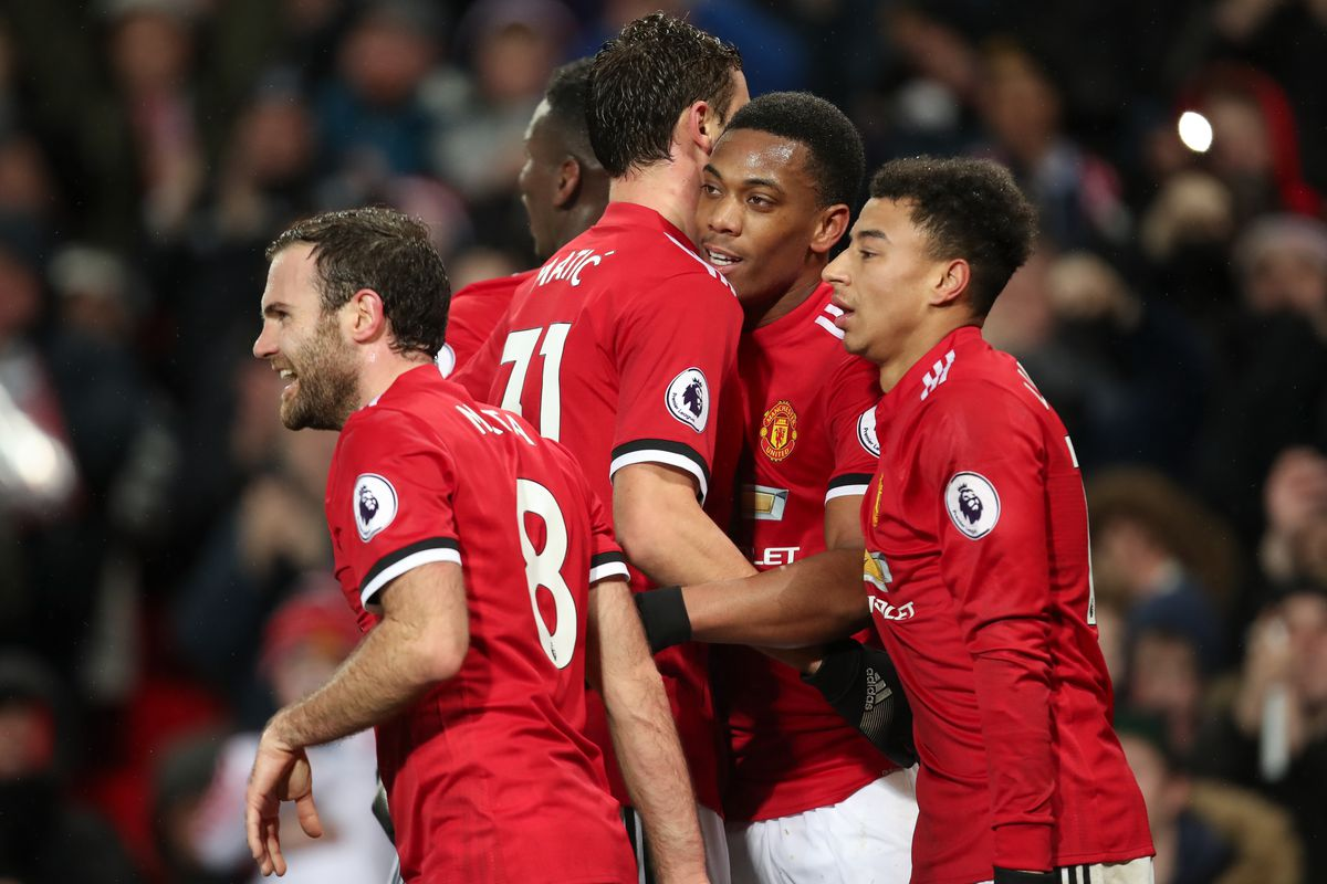 Anthony Martial strike enough for Manchester United to beat Burnley