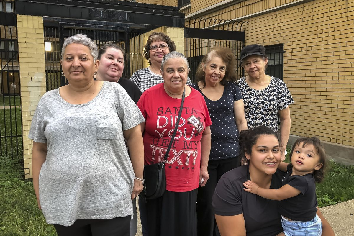 Humboldt Park Section 8 residents fight to keep building affordable