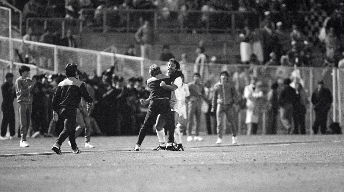 Liverpool FC v AS Roma - European Cup Final