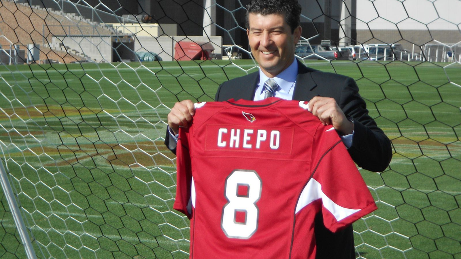 Mexico Vs. Denmark Soccer Friendly: 'Chepo' De La Torre