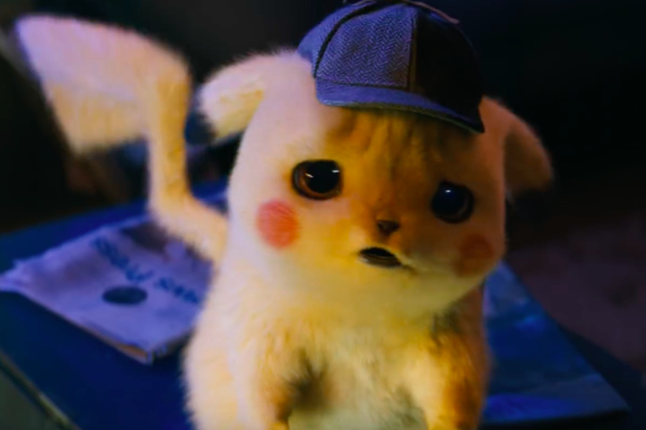 the internet s horrified with detective pikachu