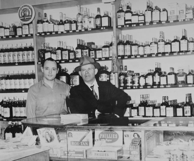 Stefano Riboli and Santa Cambianica of San Antonio Winery
