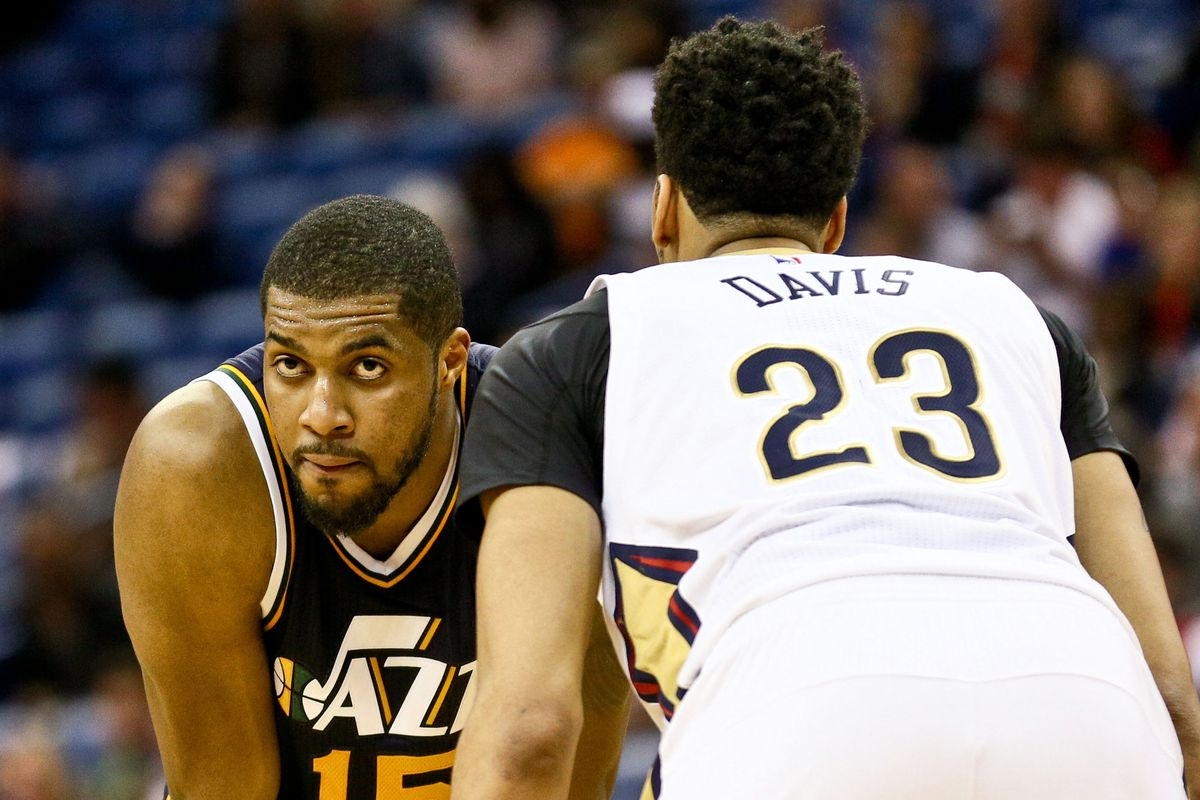 Pelicans Vs Jazz Game Thread How Will Anthony Davis Fare