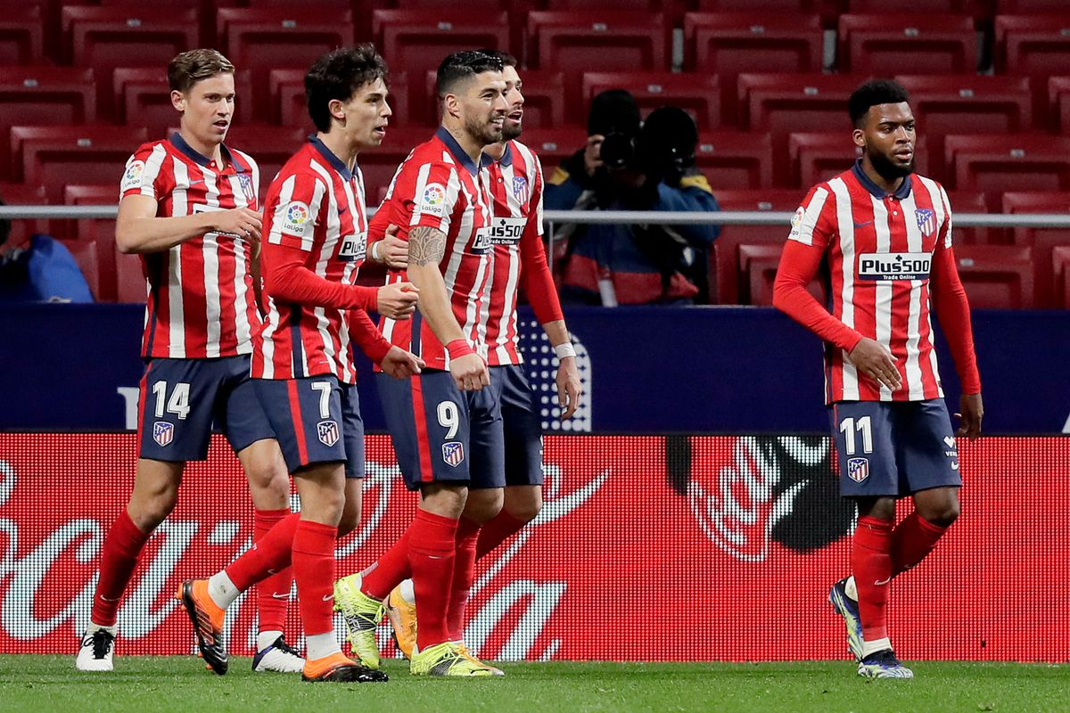 Atletico Madrid v Valencia - La Liga Santander