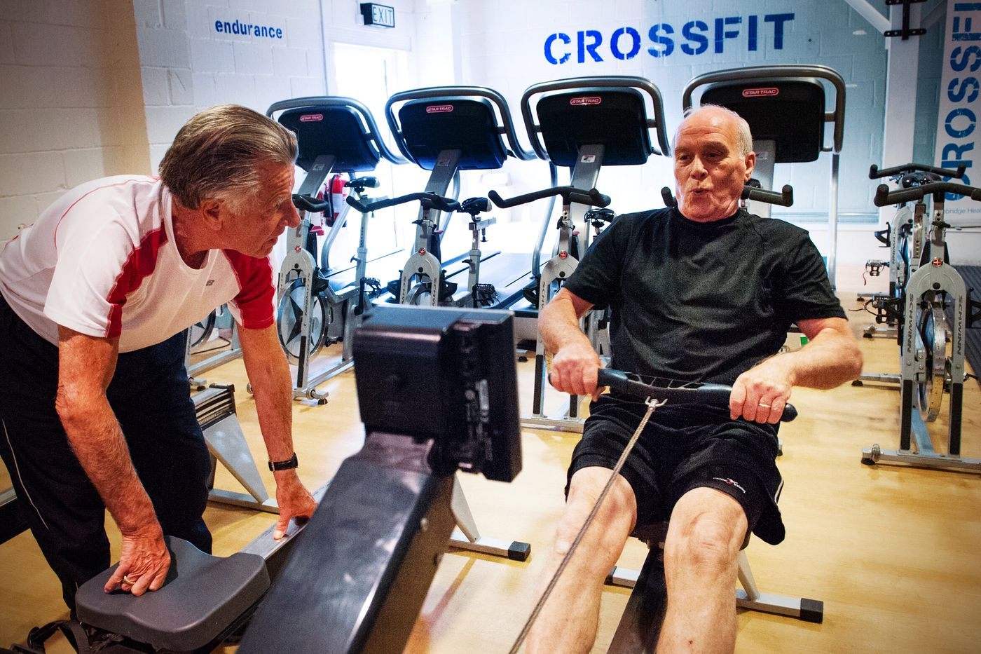 CrossFit's founder Greg Glassman is amassing a doctor army to