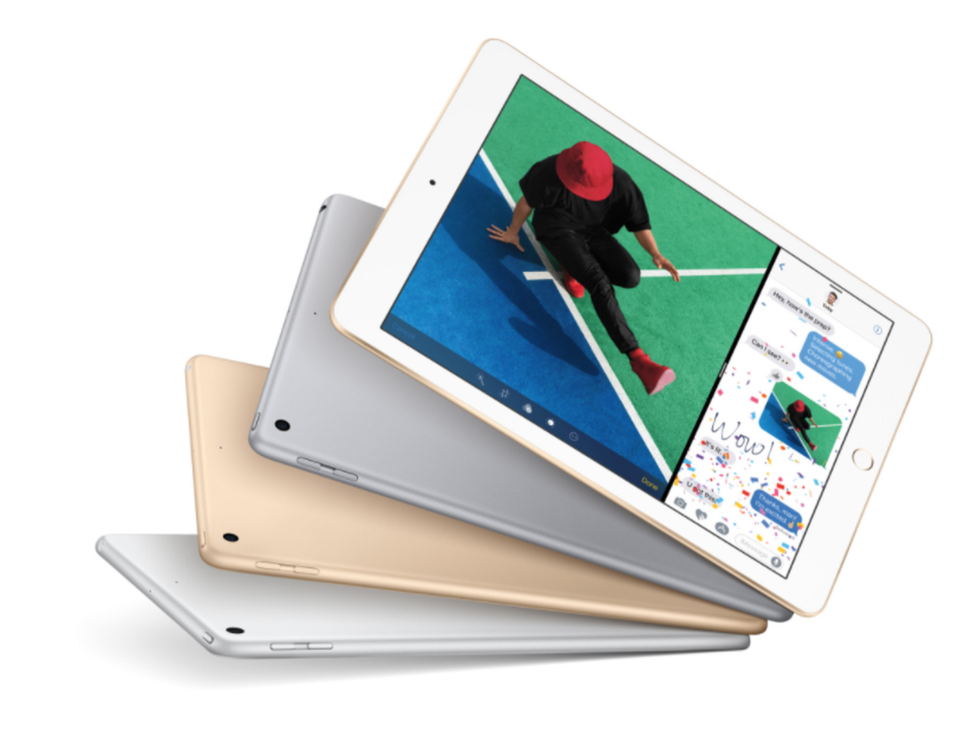 Apple replaces iPad Air 2 with cheaper 9 7-inch iPad - The Verge