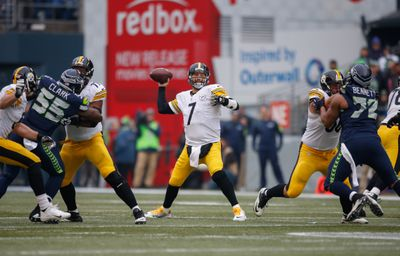 Pittsburgh Steelers v Seattle Seahawks