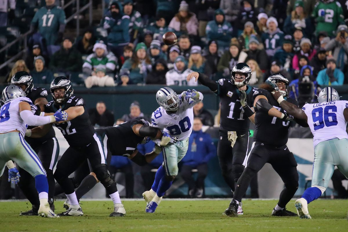 555d34f2 Four worries for the Dallas Cowboys as they meet the Eagles ...