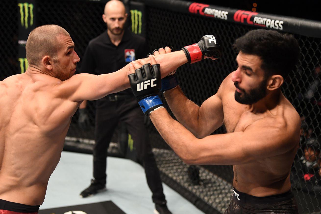 UFC Fight Night: Breese v Bhullar