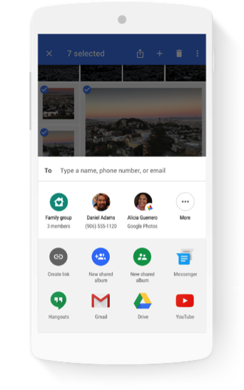 Google Adds Easy Simple Family Sharing To Calendar Keep And