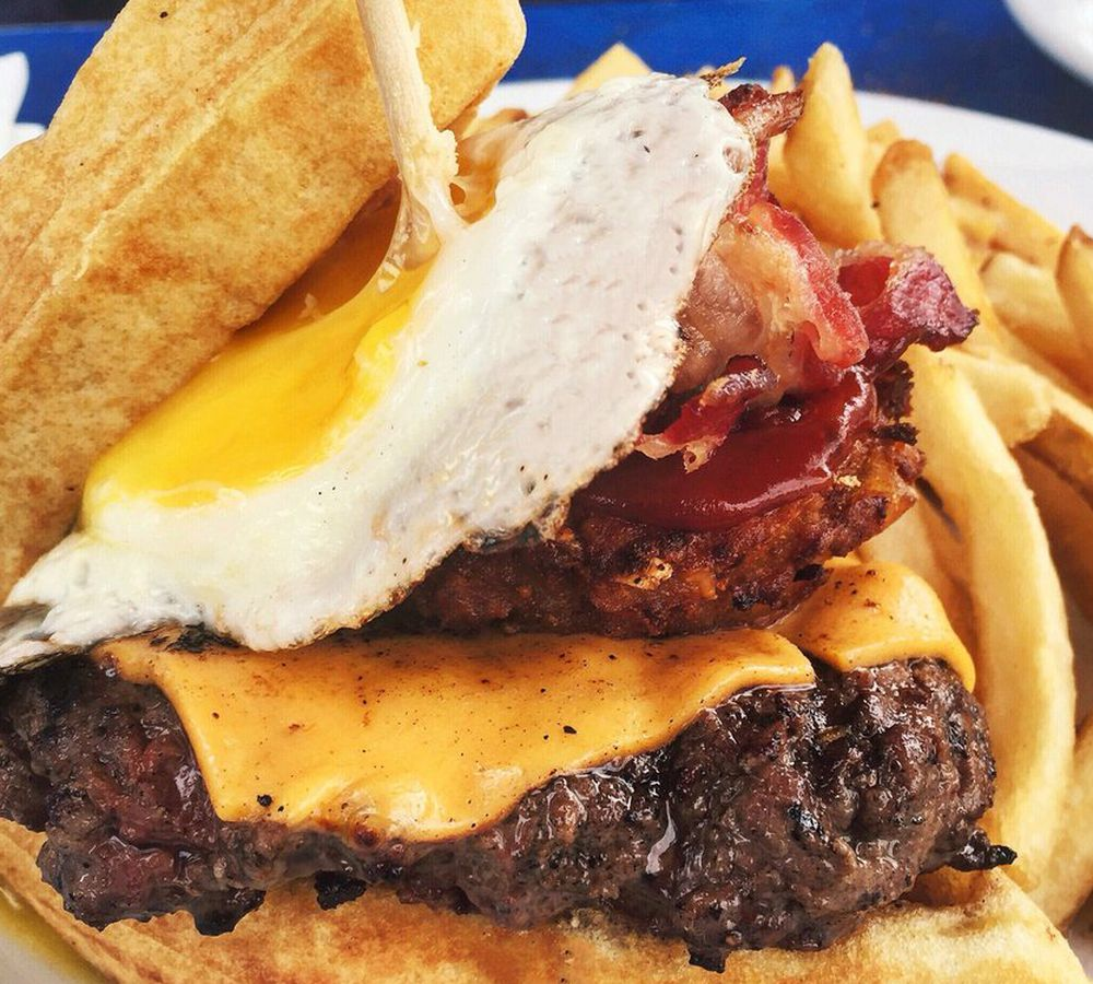 The Hottest Burgers In Miami, 2016