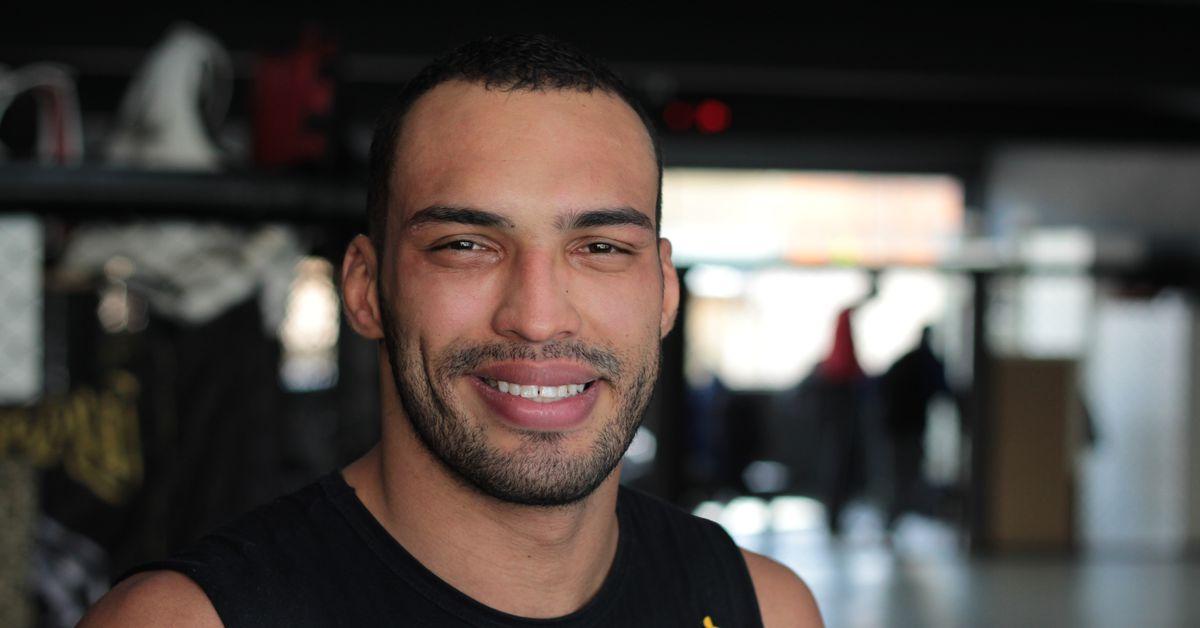 Bruno Silva set to make octagon debut against Wellington Turman at June 19 UFC event