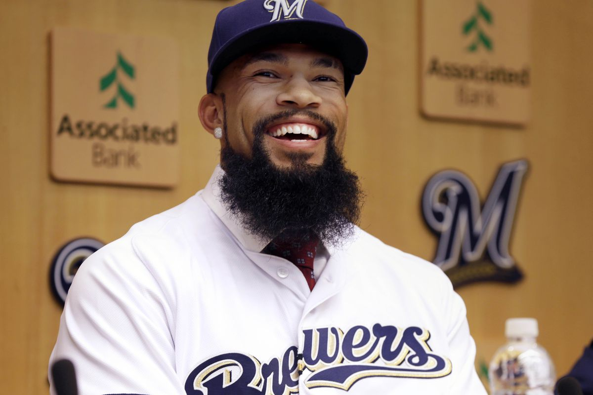 MLB: Milwaukee Brewers Press Conference