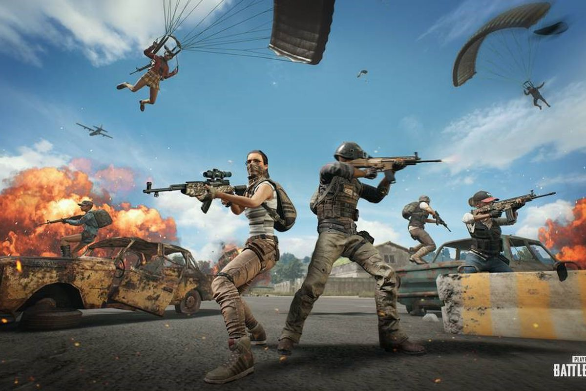 Pubg Artwork Wallpapers: PUBG Creator Defends The Red Zone, Tells Players To Get