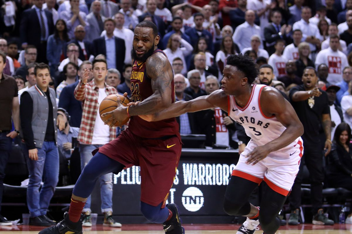 35824eb85 Cavaliers win both games in Toronto to take 2-0 series lead ...