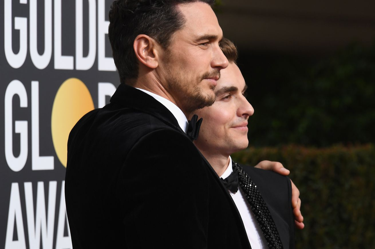 james franco wins the 2018 golden globe for best actor in a comedy or musical