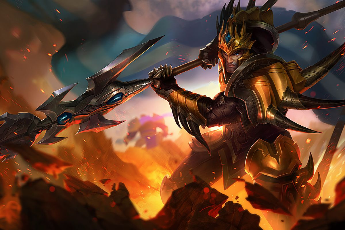 Jarvan IV guide: Build, masteries and more - The Rift Herald