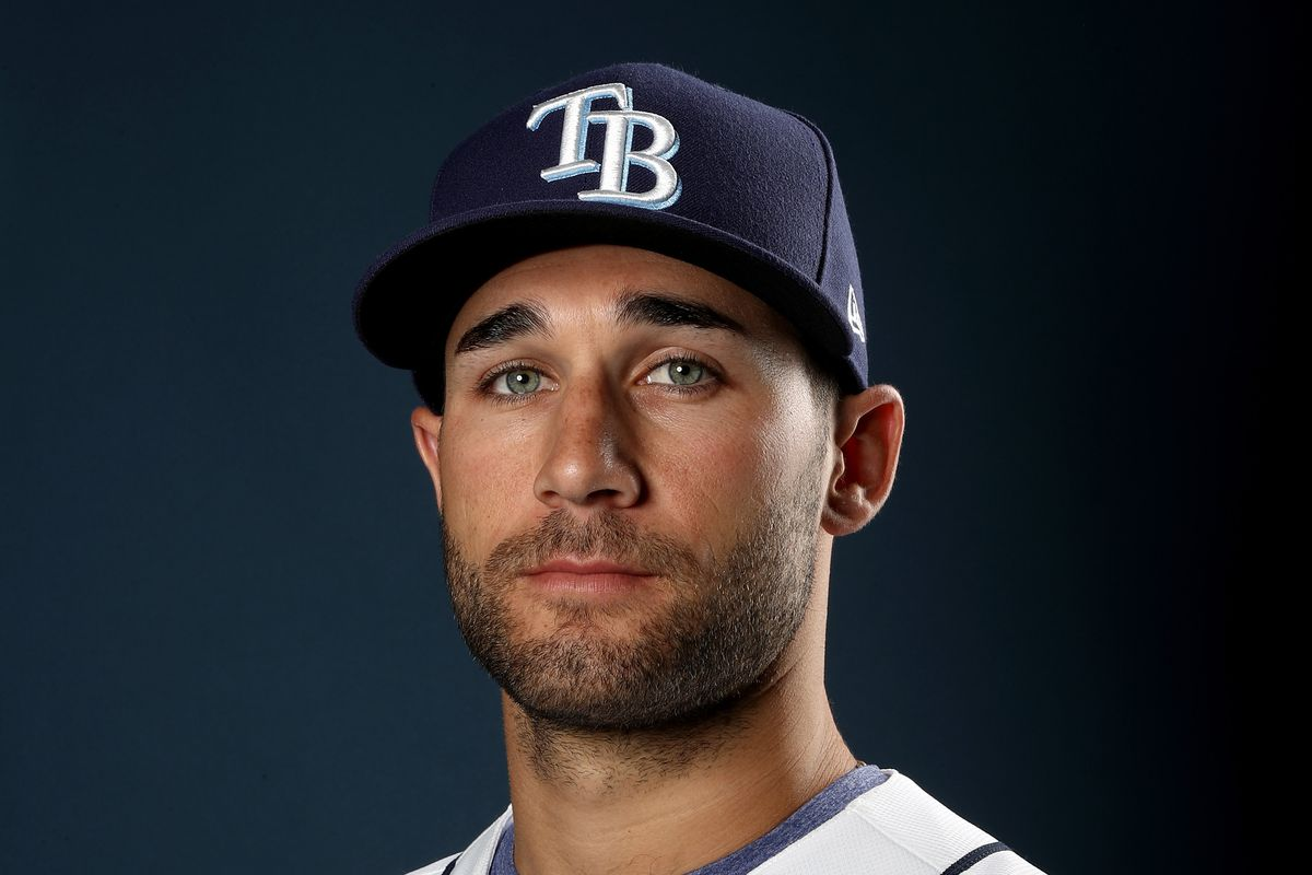 Rays hold press conference to announce Kevin Kiermaier ...