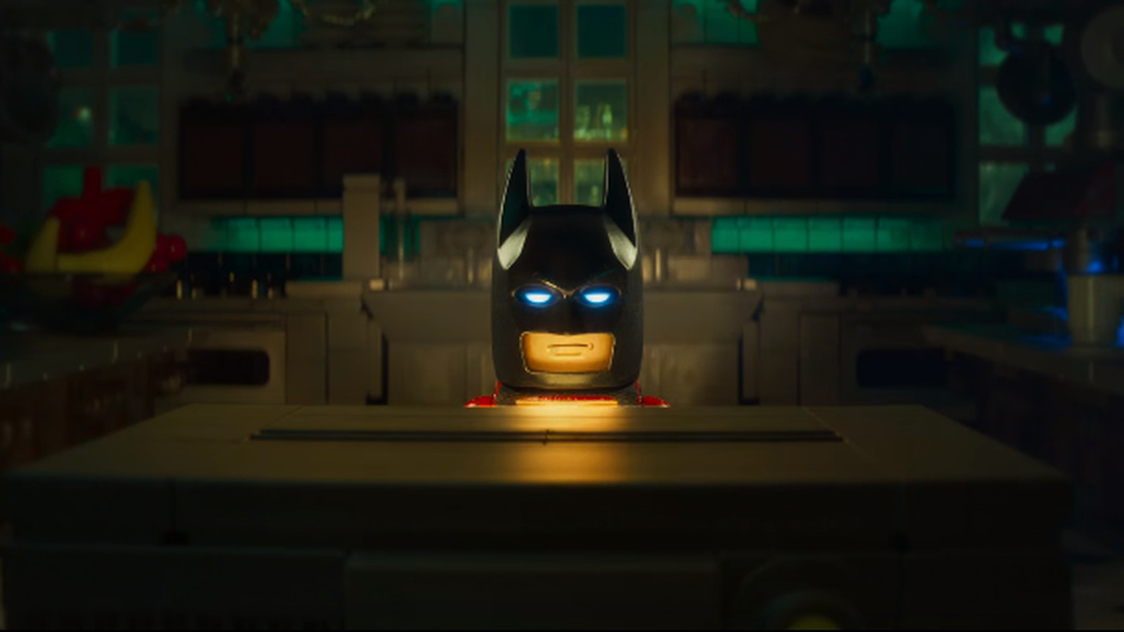 Lego Batman Movie trailer stars a lobster-eating, rapping Will Arnett - Polygon