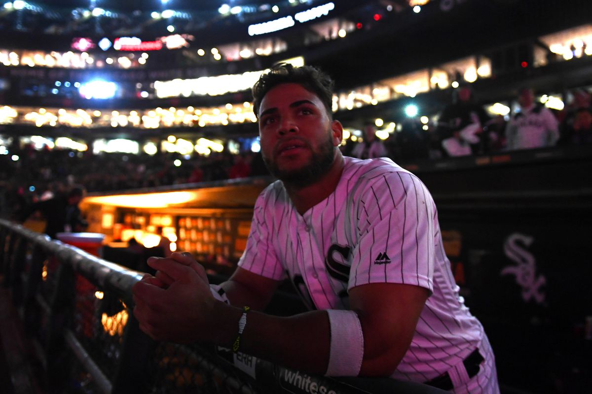 MLB: Cleveland Indians at Chicago White Sox
