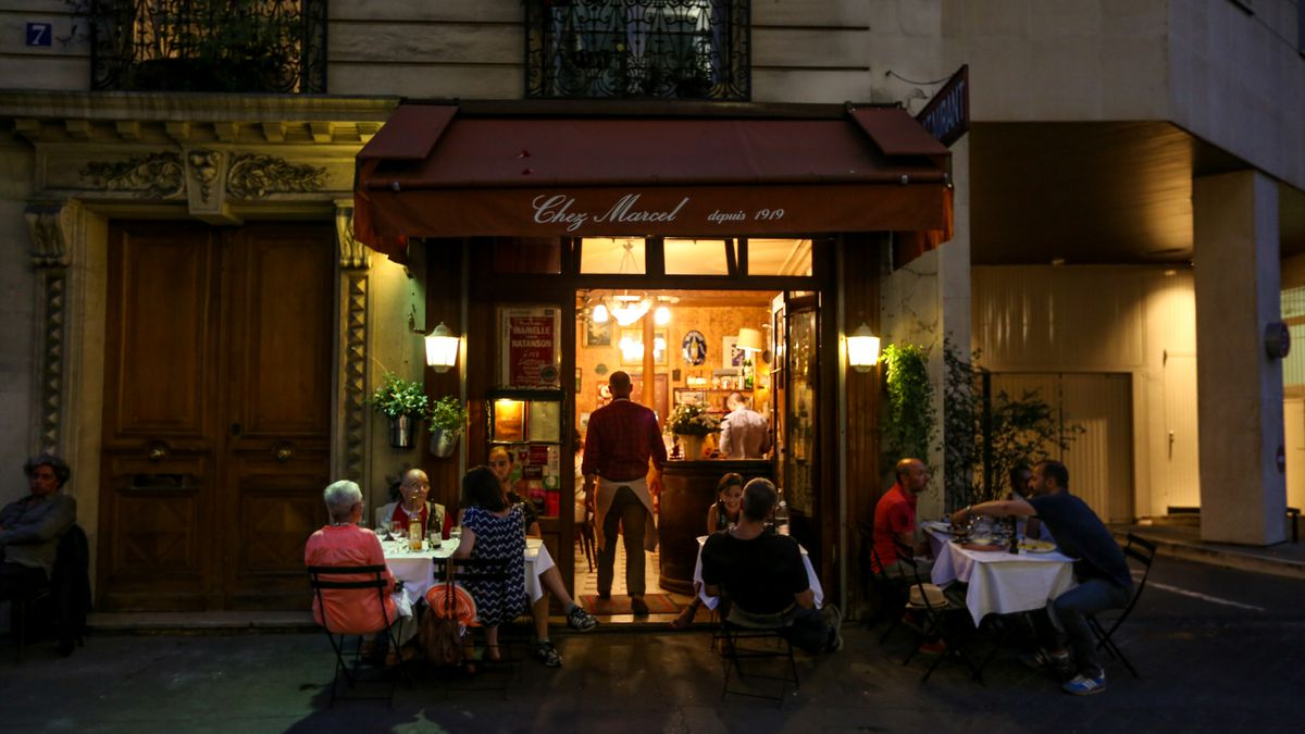 Mastering the Art of French Dining - Eater