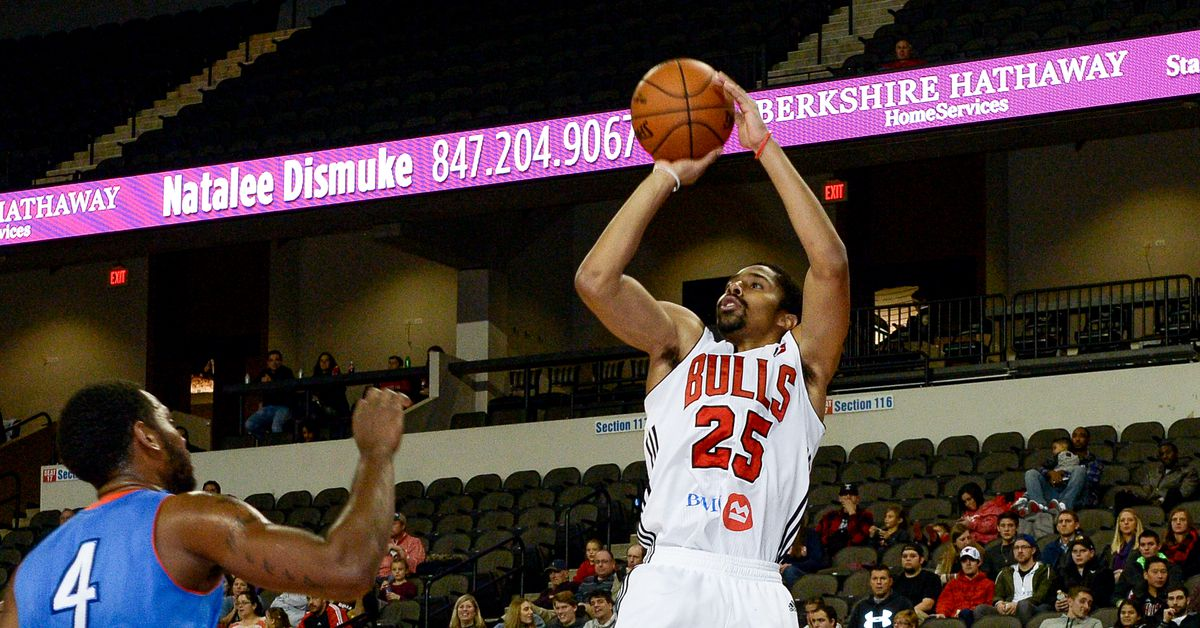 Spencer Dinwiddie fixed the Bulls as their fake...