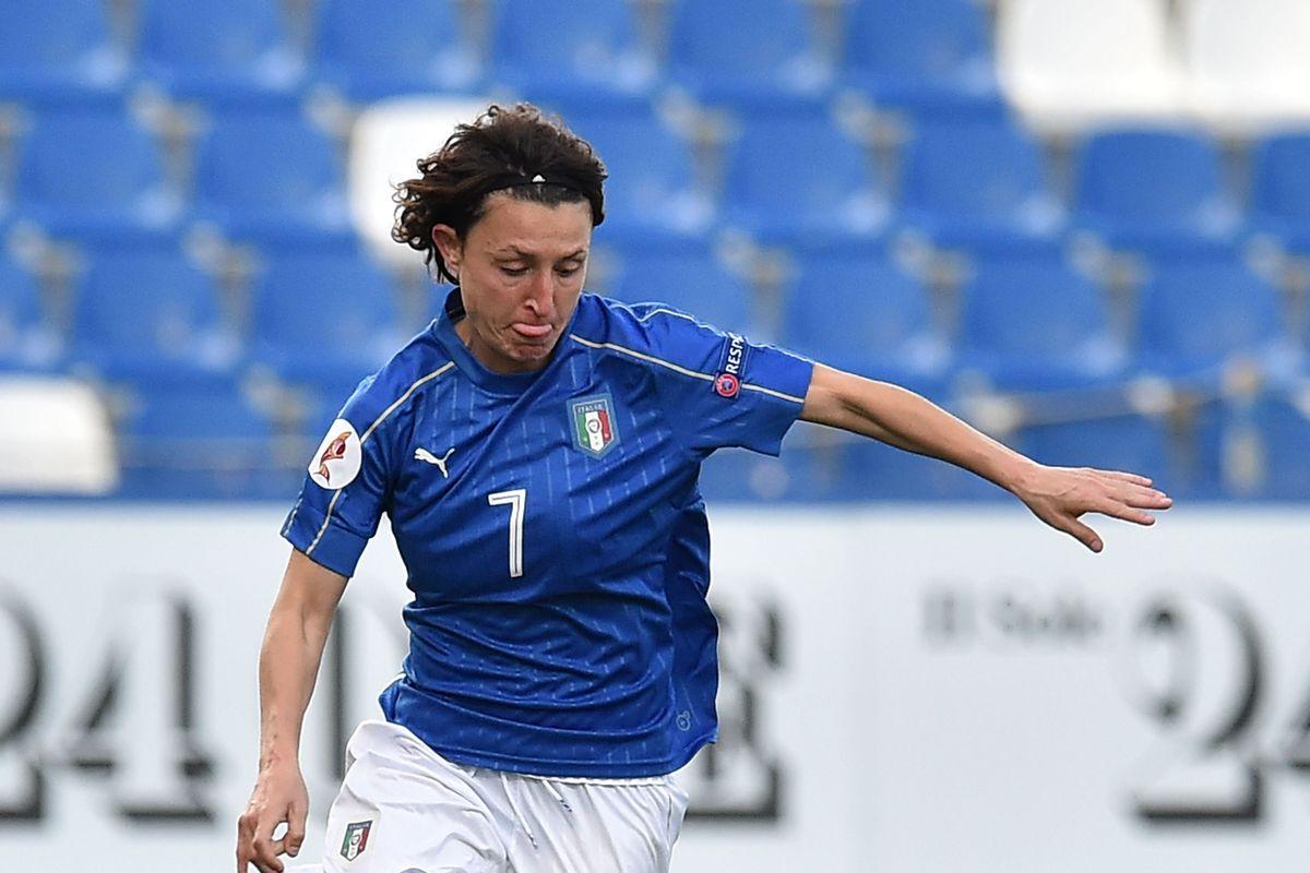 Italy v Northern Ireland - UEFA Women's Euro 2017 Qualifier