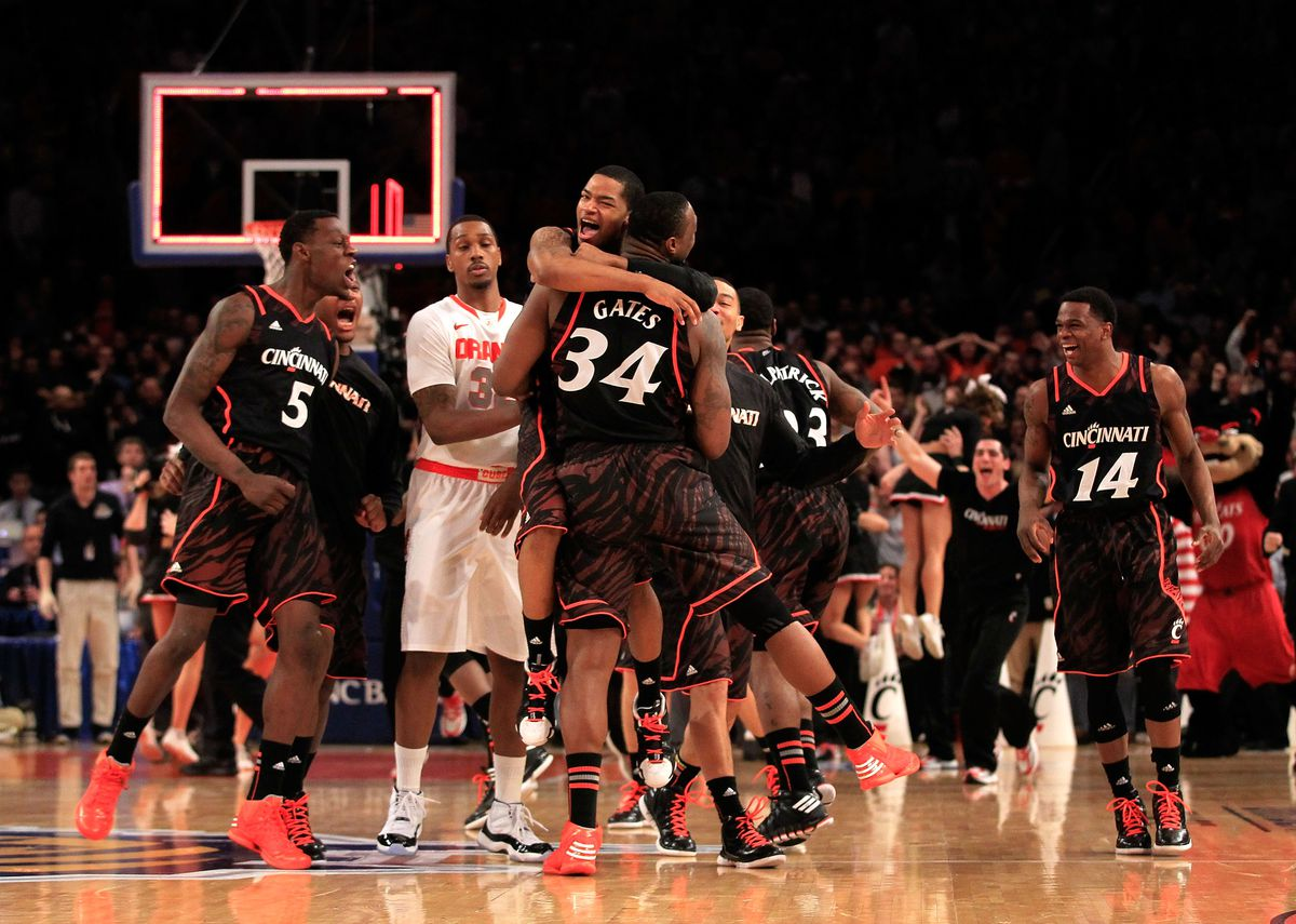 Big East Basketball Tournament - Cincinnati v Syracuse