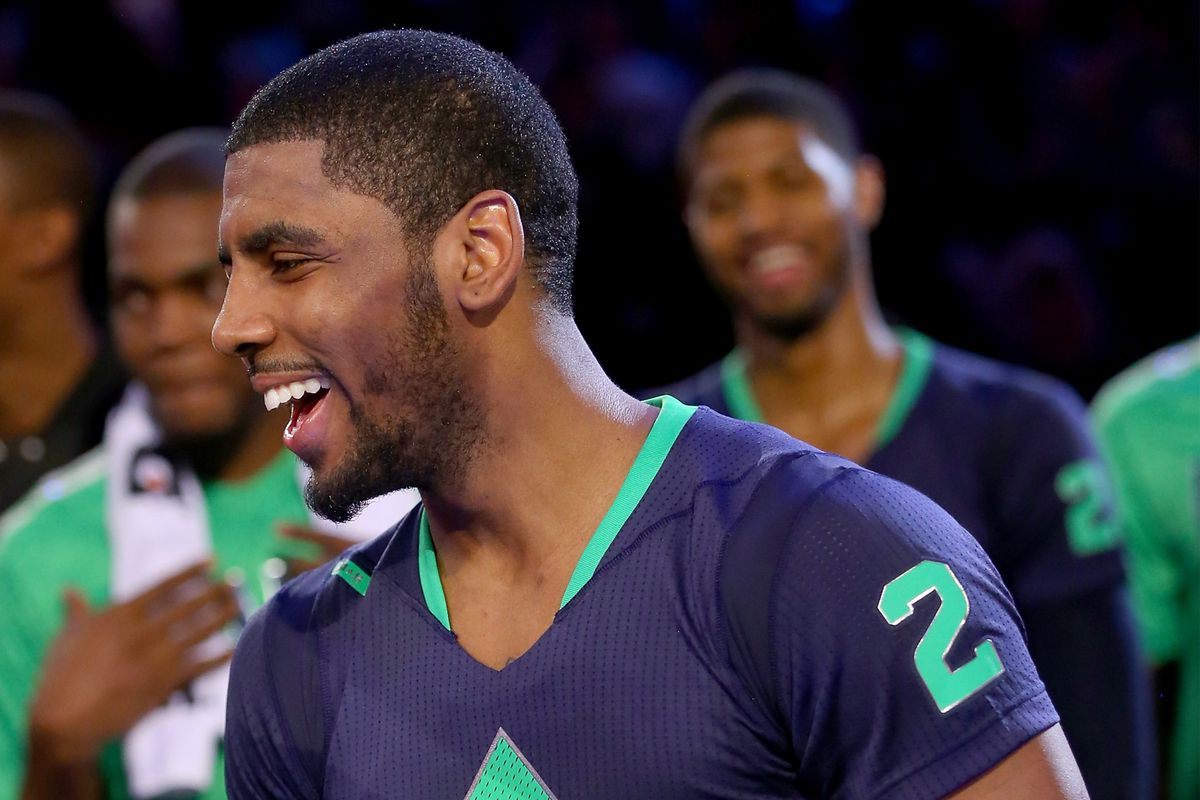 e448fd50d16 NBA All-Star Game 2014  Kyrie Irving