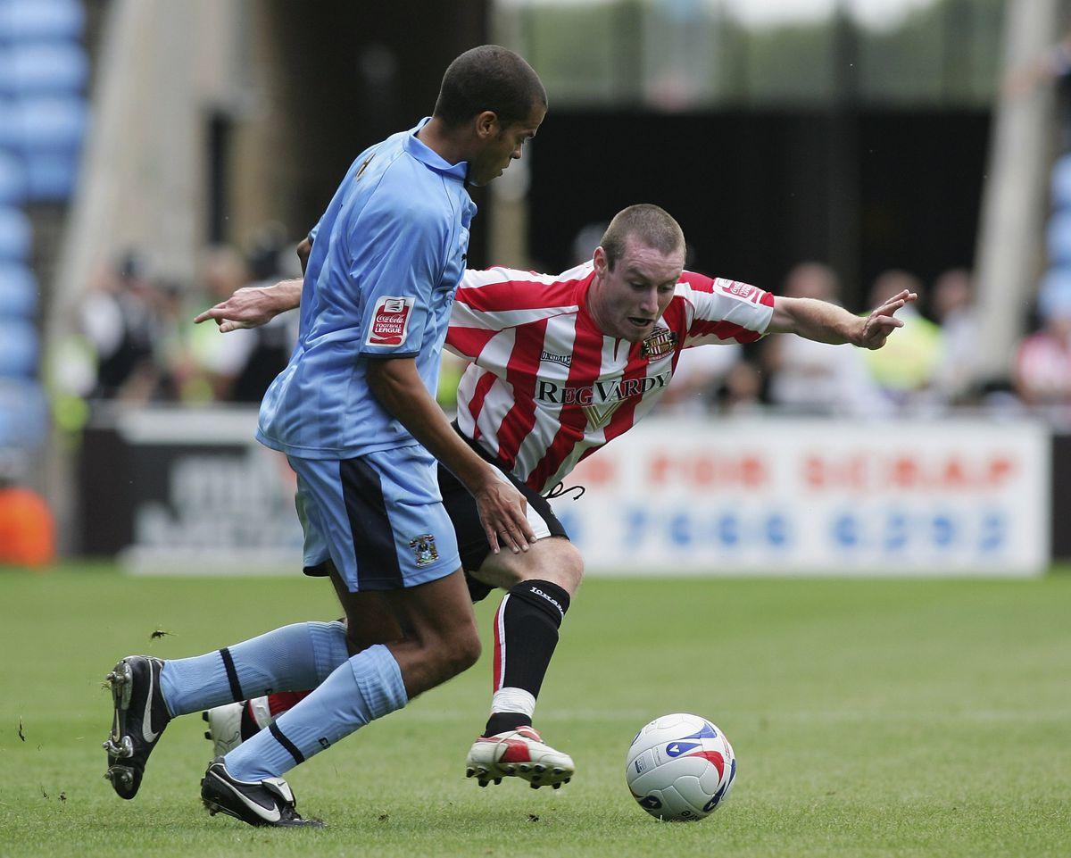 Coventry City v Sunderland