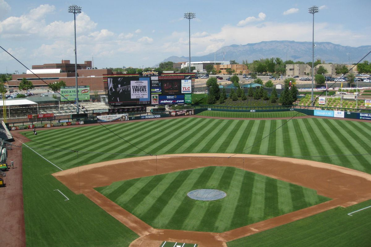 Per a report in The Oklahoman, the Dodgers will no longer call Isotopes Park their Triple-A home after 2014.