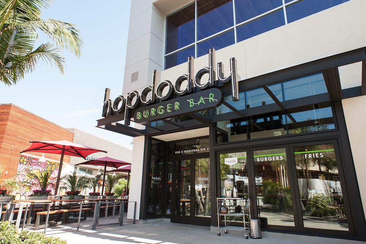 Hopdoddy Burger Bar, El Segundo