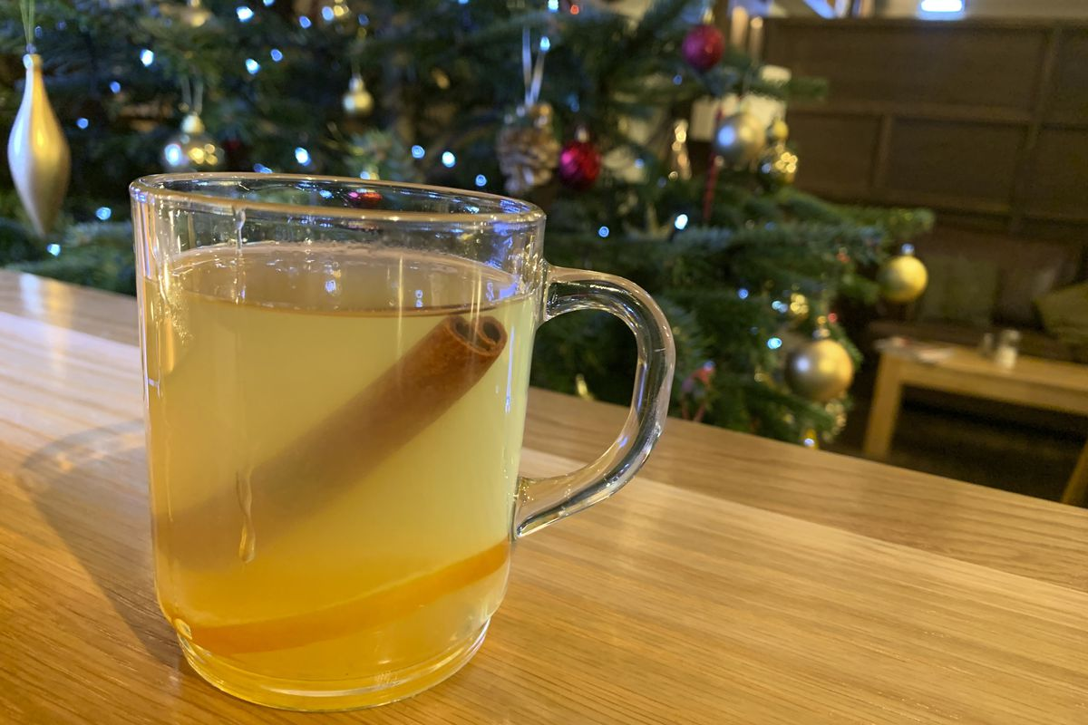 London's 'winter warmers' a festive option for UK visitors, home mixologists