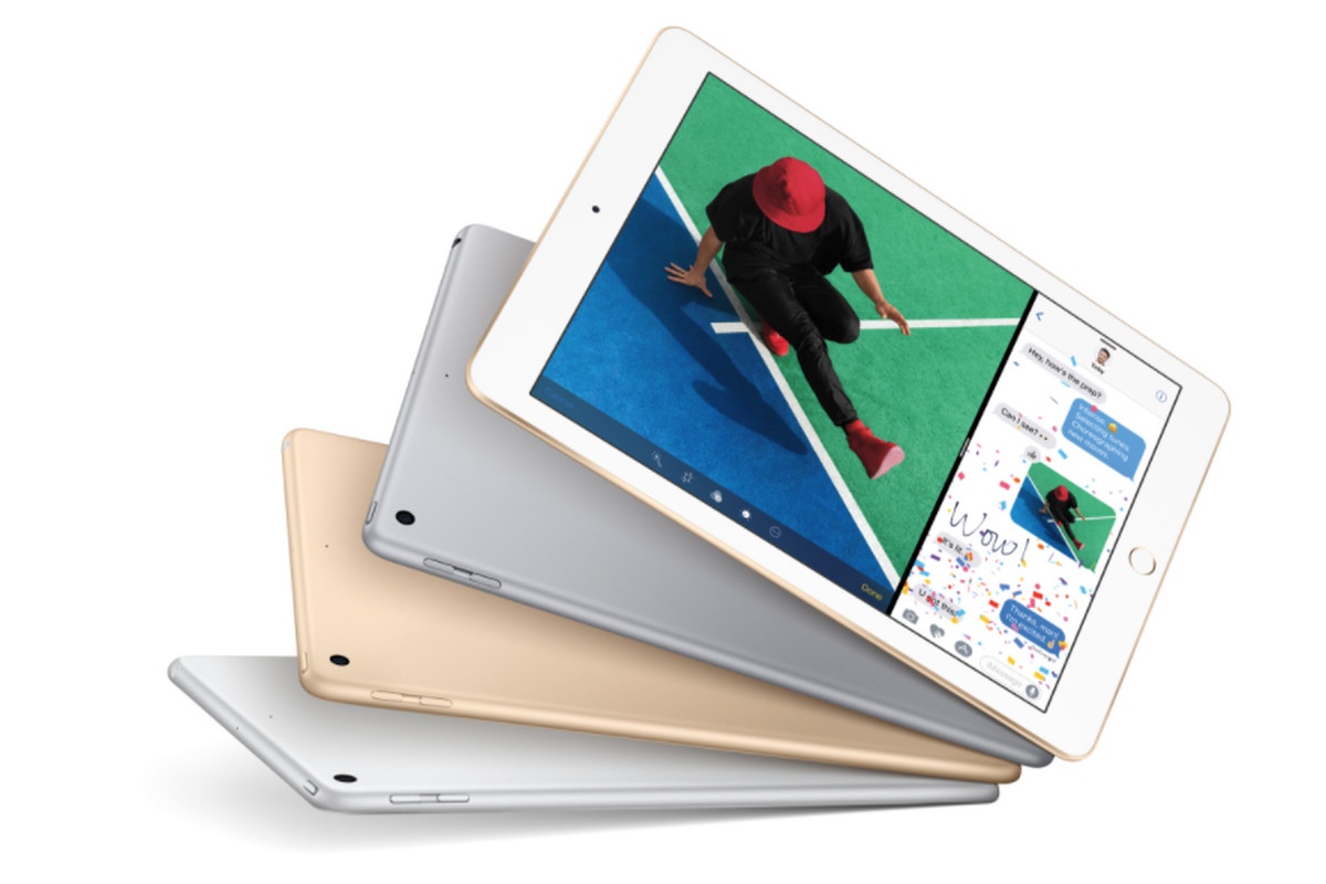 bd391dcb97e Apple replaces iPad Air 2 with cheaper 9.7-inch iPad - The Verge