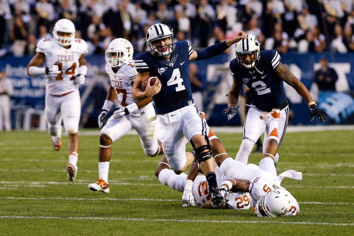 Can Hill lead BYU past rival Utah?