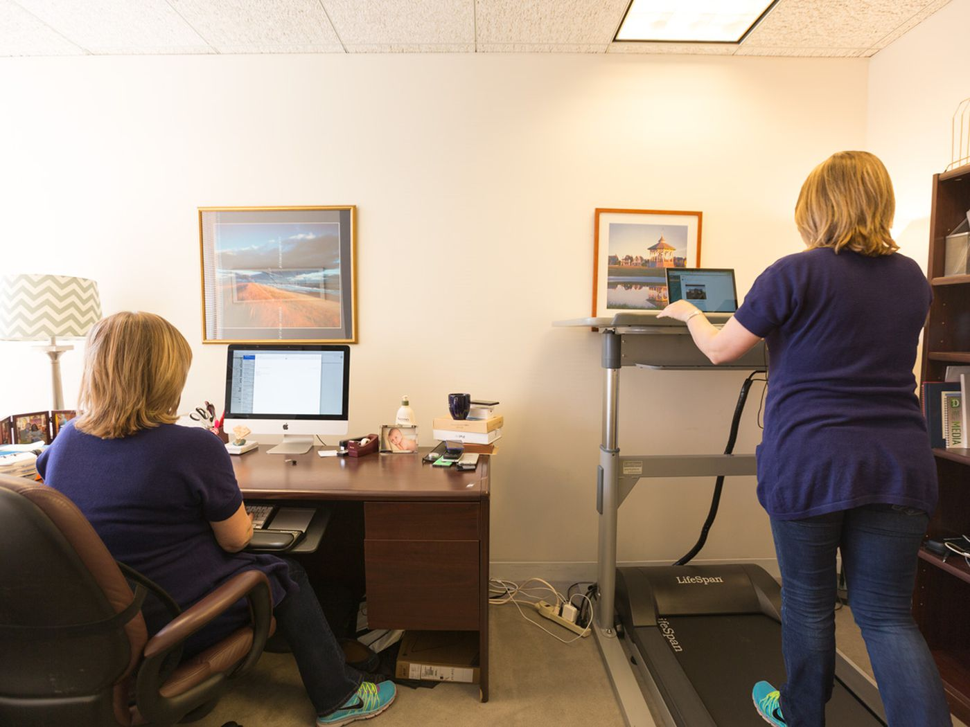 One Month With A Treadmill Desk Beats