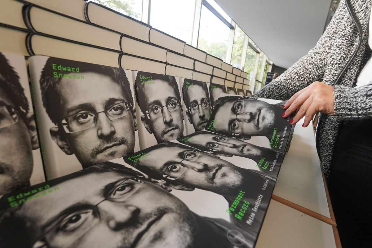 GERMANY-RUSSIA-US-INTELLIGENCE-SNOWDEN
