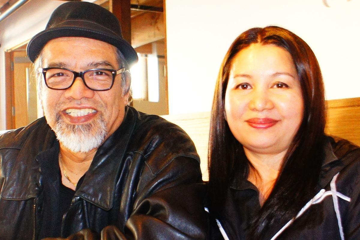 Marc and Picha Pinkaow